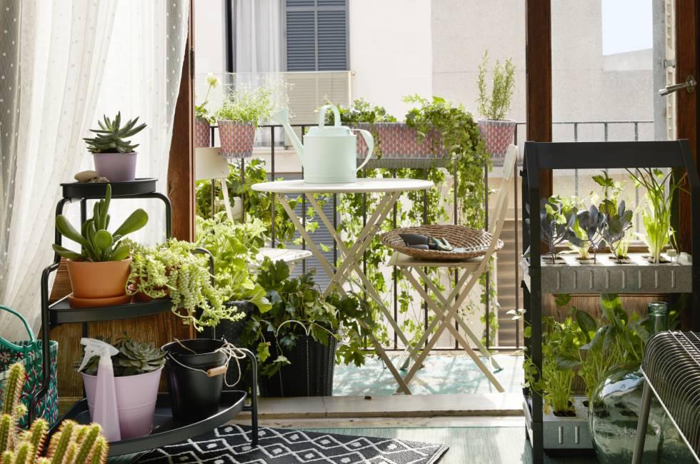 No hay terraza pequeña, hay poca imaginación | ICON | EL PAÍS
