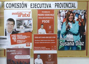 After walking out on Spain's Socialists, ex-party leader gets a second chance