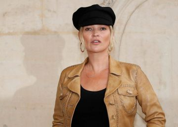 Kate Moss rueda un documental sobre George Michael