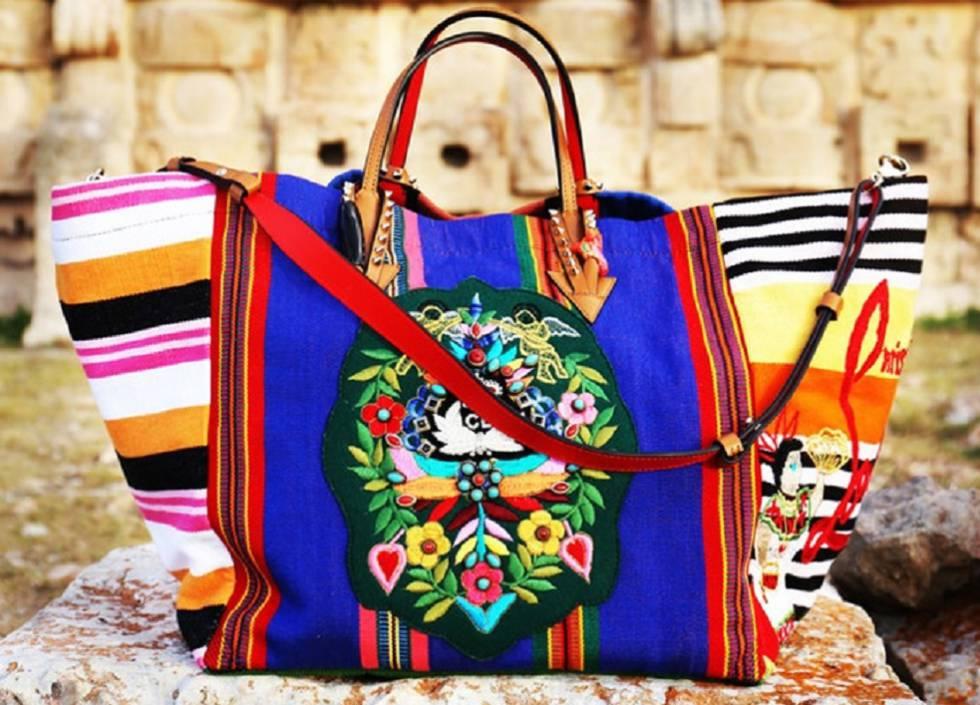 Resultado de imagen para louis vuitton y artesanas mayas
