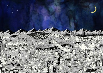 Disco ICON recomendado: 'Pure comedy', de Father John Misty