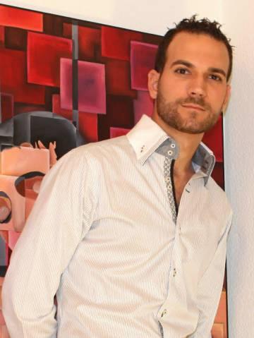 El antólogo y traductor de 'Ellas [también] cuentan' Federico Vivanco.