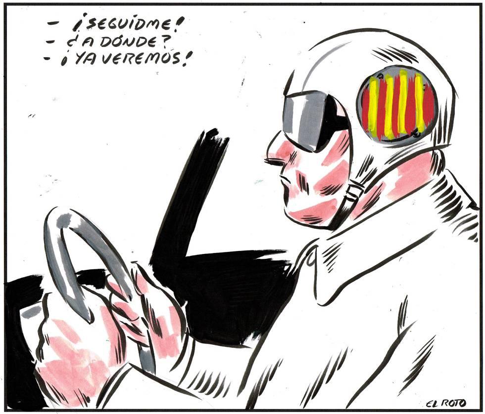 Resultado de imagen de independentismo viñetas