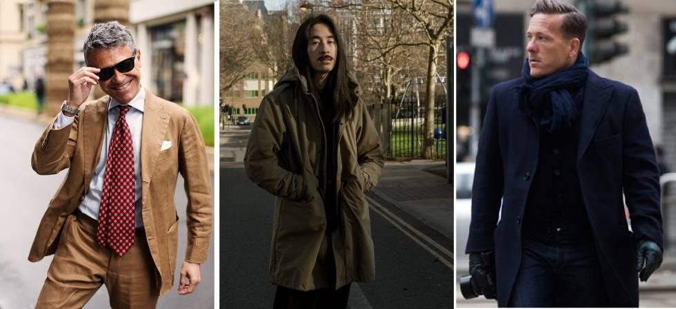 7a1de4da2e Ellos son los gurús de la moda masculina