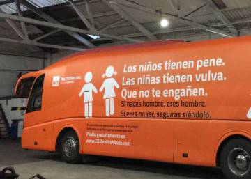 Boys do have penises: Spanish group runs anti-transgender message