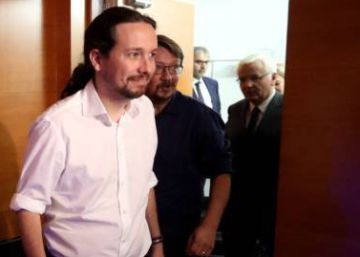 "Podemos: Catalan independence vote would be ""legitimate mobilization"""