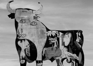 How the Spanish Banksy used Picasso for a unique protest against bullfighting