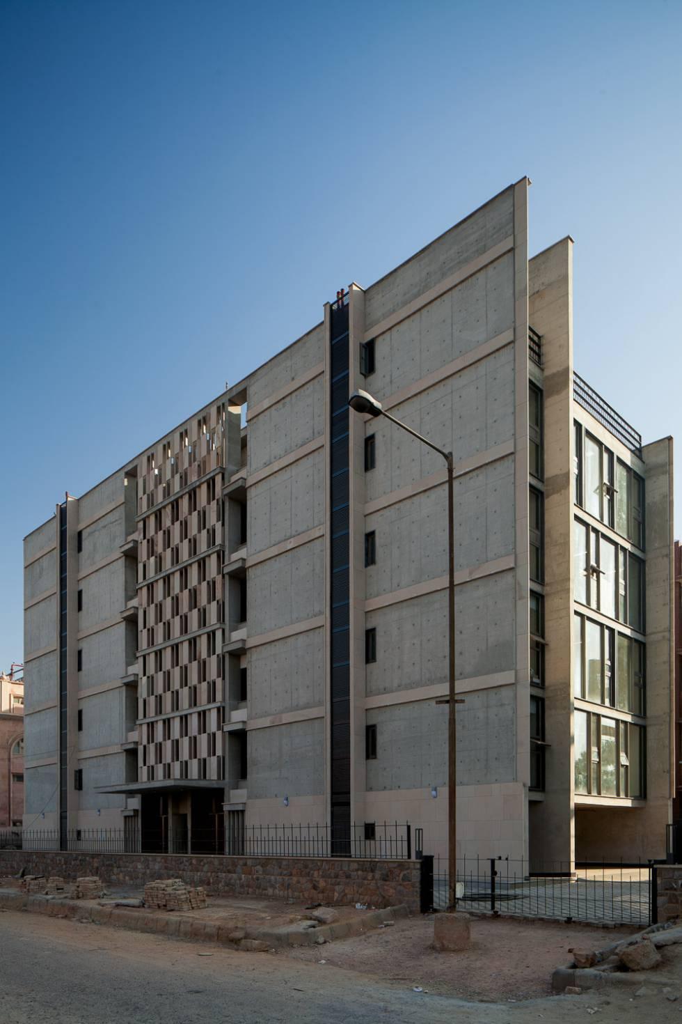 Arquitectura racional frente a arquitectura racionalista for Arquitectura racionalista