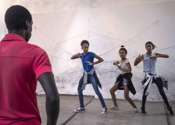 """""""Ofrecí a mis hermanos africanos lo único que sé: bailar"""""""