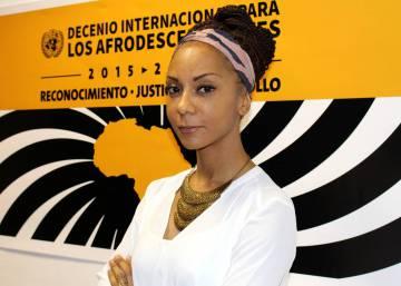 """Isabelle Mamadou: """"Es hora de mostrar al mundo que existimos"""""""