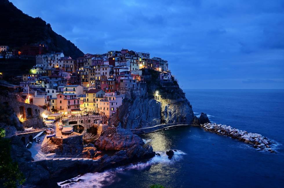 Cinque Terre, Italia.