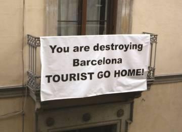 Nueve lugares que odian a los turistas