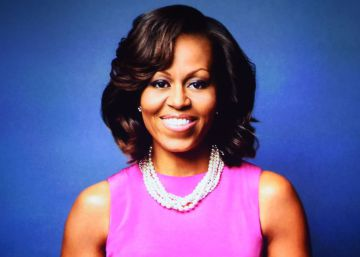 Michelle Obama lleva su discurso feminista a Apple