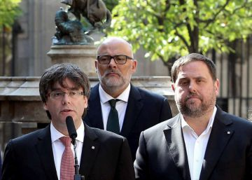 Catalan independence referendum to be held October 1: regional premier