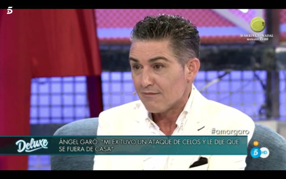 Salvame Angel Garo