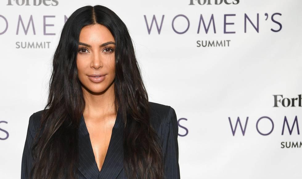 Kim Kardashian como ejemplo de mujer emprendedora  7fe774582e3e4