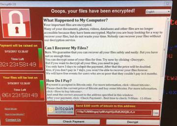 Major Spanish firms among victims of massive global cyber attack