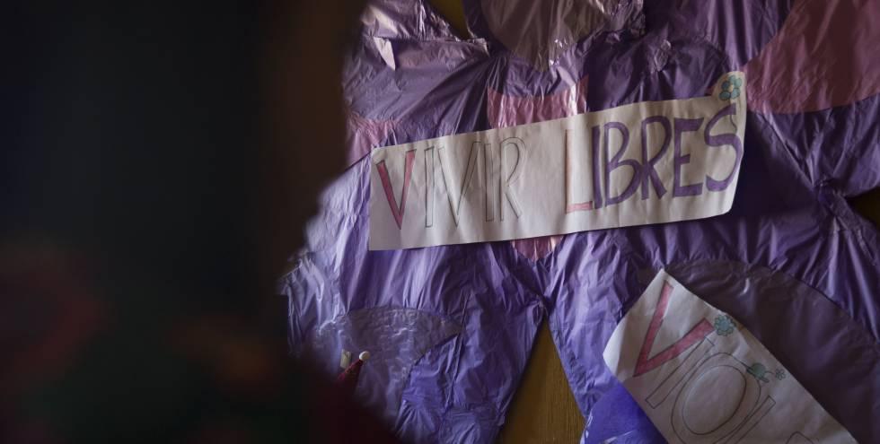 Glendy Diane llegó al centro de apoyo a víctimas de la violencia sexual tras ser agredida en tres ocasiones cuando tenía 14 años.