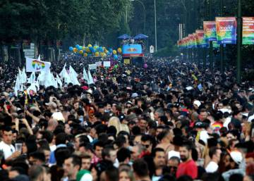 """Every hotel room in Madrid is booked"" for week of World Pride festival"