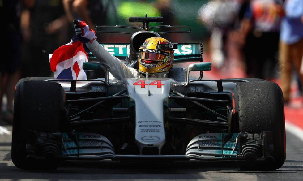 Lewis Hamilton ended up winning the F1 Canadian Grand Prix in Montreal.