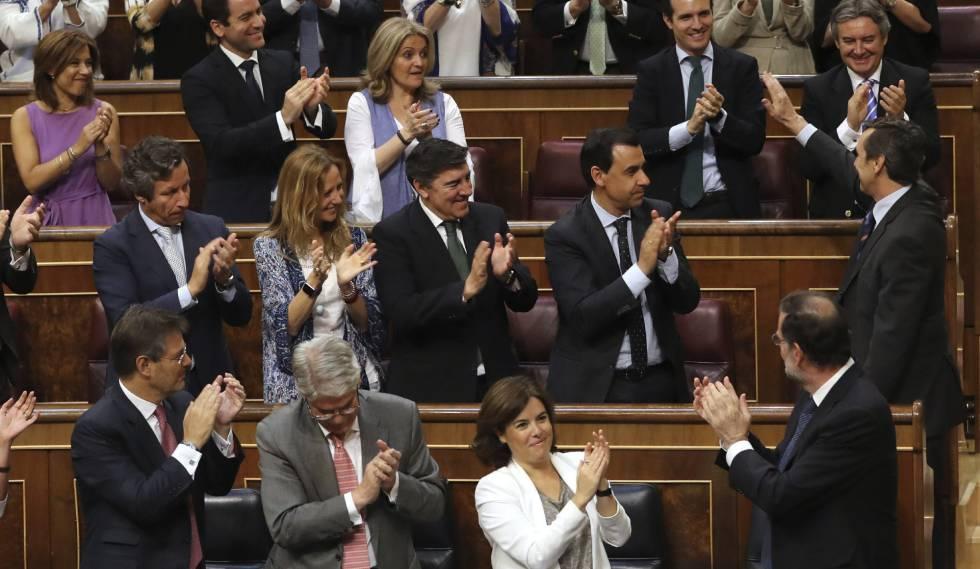 Oratoria Fin De Las Citas En El Parlamento Opinión El País