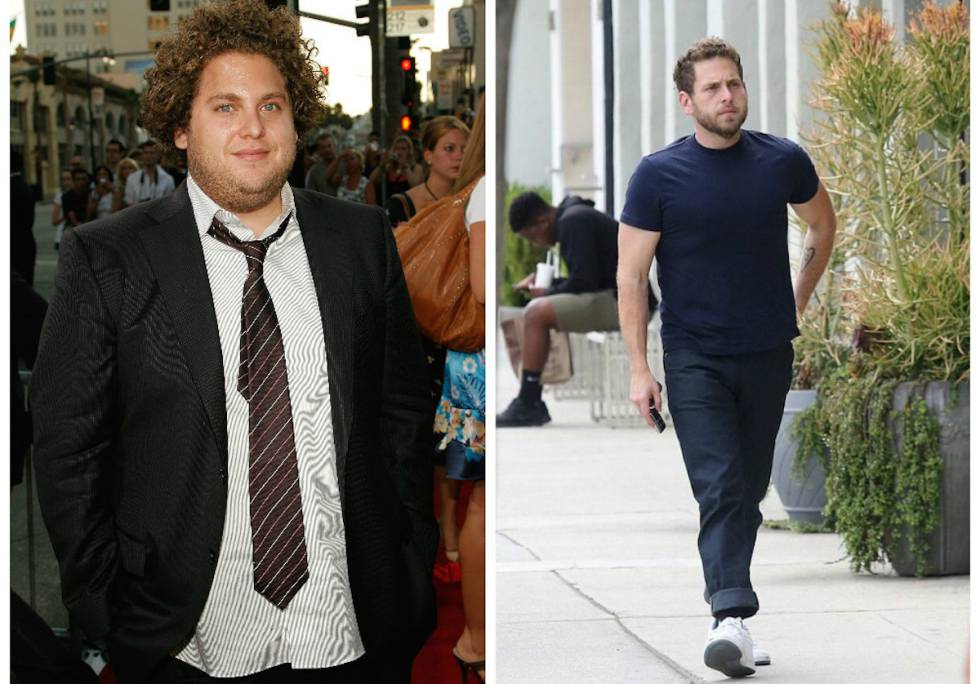 Johonas perdida de peso