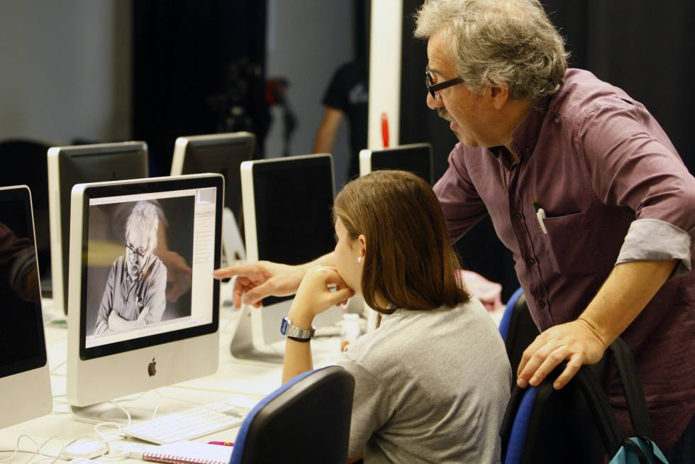 Acompañamiento educativo en el proyecto Mi Colegio Promete, de la Fundación Promete.