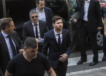 Supreme Court upholds jail time, fine for Barça star Messi in tax fraud case