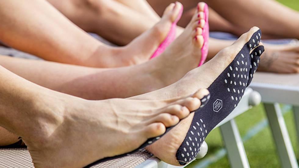 Las pegatinas que te salvarán los pies este verano