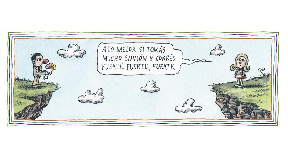 Liniers, en El País Semanal, 25/06/2015