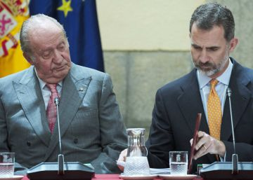 Spain's former king excluded from celebrations for return to democracy