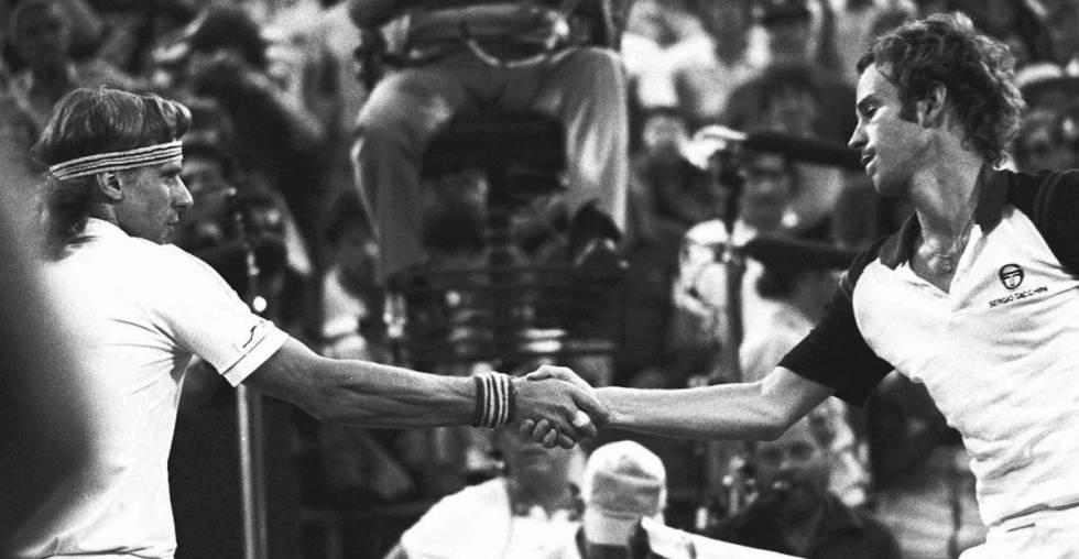 """John McEnroe and Serena Williams: John McEnroe: """"I behaved"""