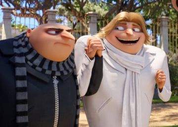'Gru 3. Mi villano favorito'. Acción, diversión y un malvado memorable