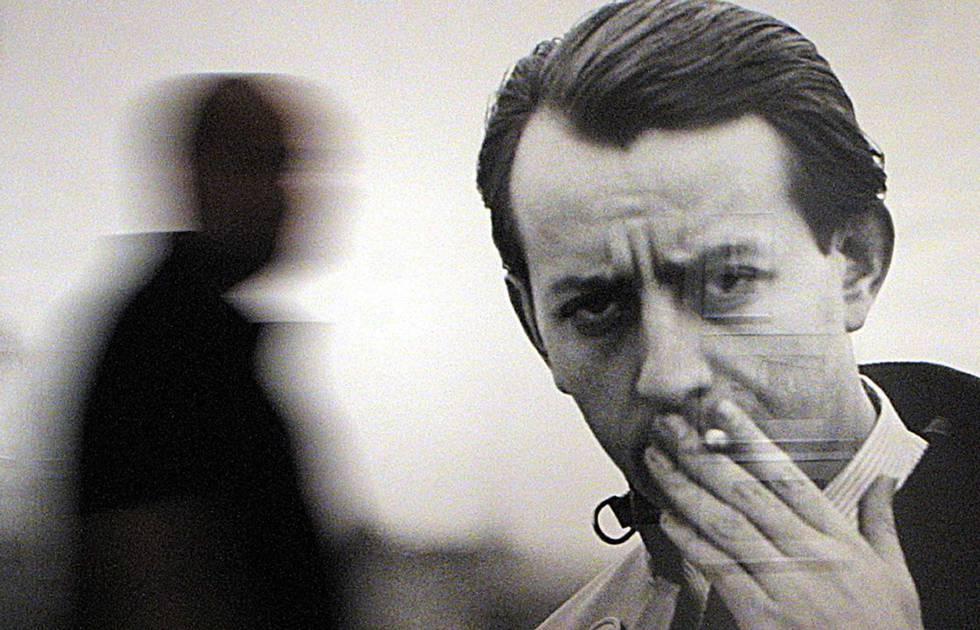 """André Malraux en una fotografía de la exposición """"El món i la meva càmera Gisèle Freund"""" en el CCCBrn rn rn"""