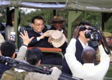 La voracidad china deja huella en África