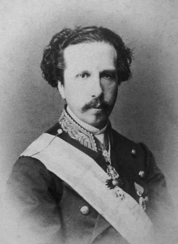 Francisco de Asís de Borbón.