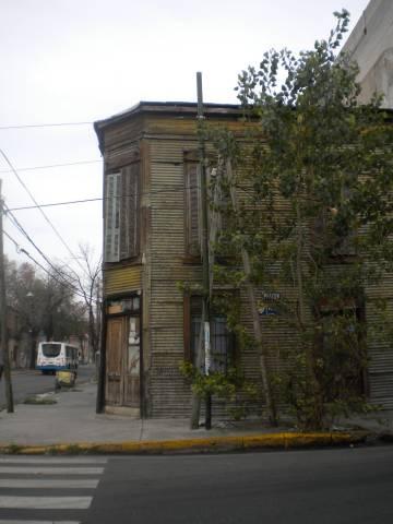 Conventillo La Boca, en Buenos Aires.