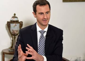 "Bashar al-Assad: ""80 countries support the terrorists in Syria"""
