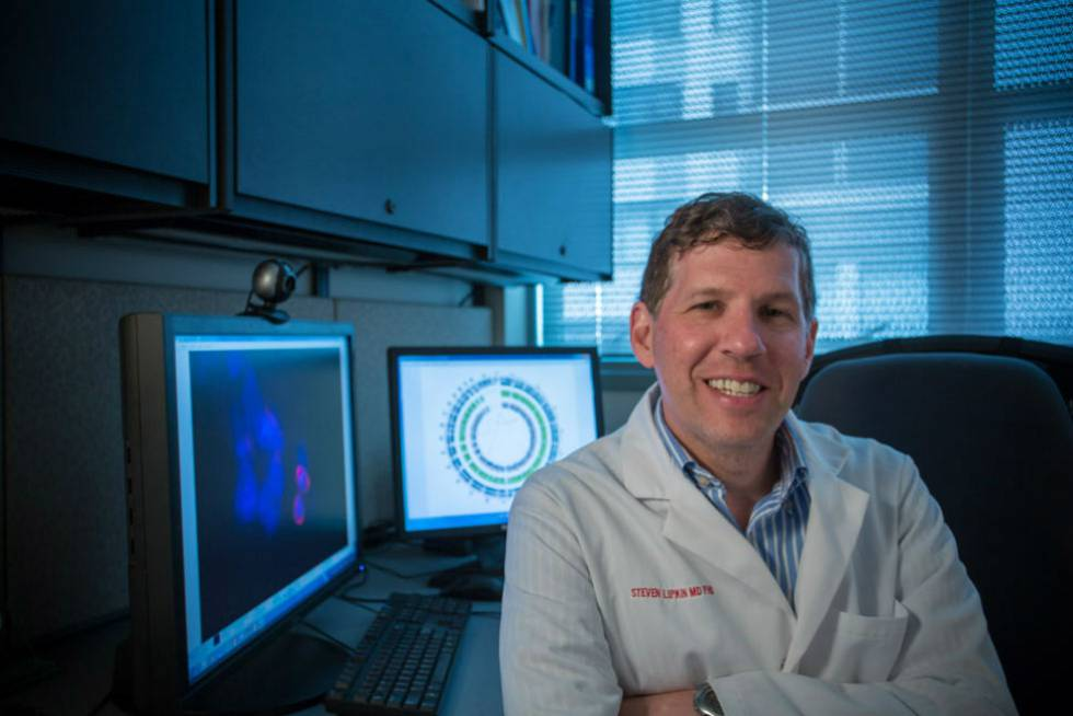El genetista Steven Lipkin