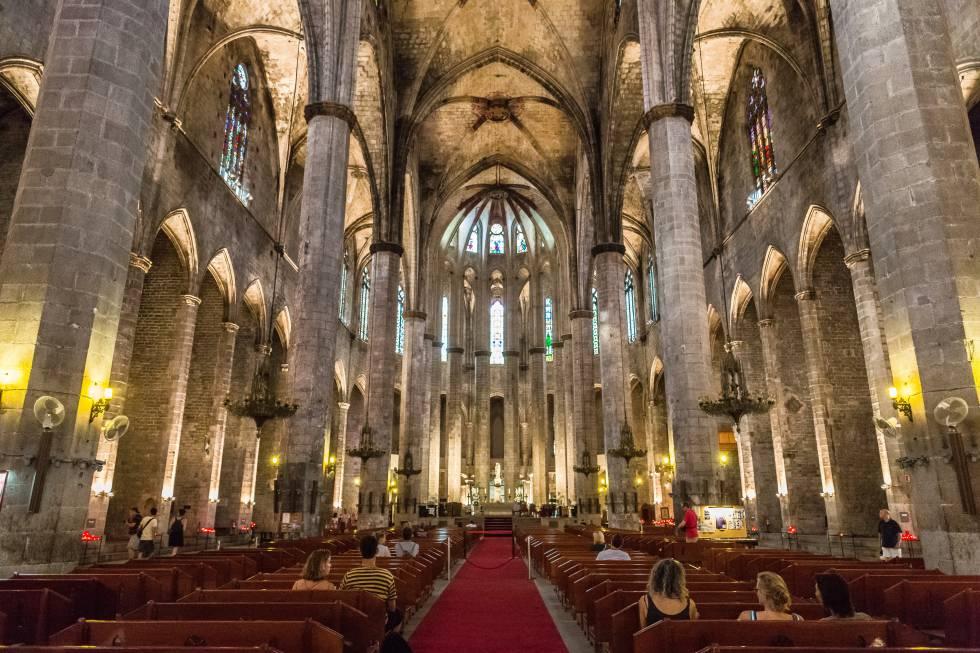 Catedral De Barcelona La Cup Quiso El Economato Más Elegante Del Mundo Opinión El País