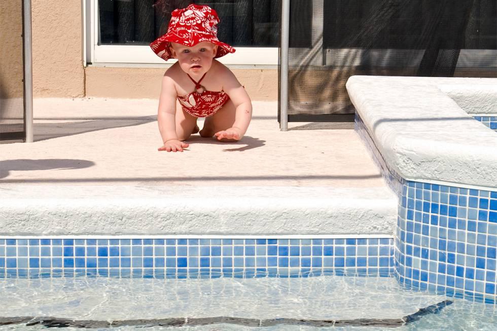 Dos centímetros de agua son suficientes para que un bebé se ahogue