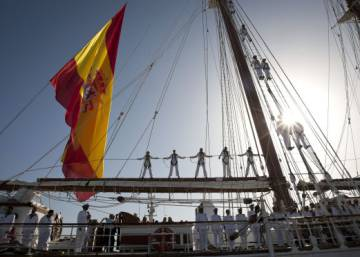 Drug trafficking was rife aboard Spanish navy ship, says crew member
