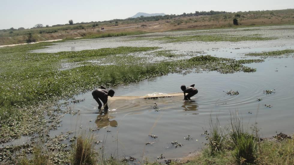 El pueblo de Angola que se resiste a morir de malaria