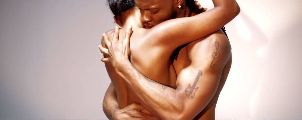 Un fotograma del videoclip 'Catch you', de Flavour: