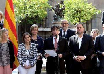 Catalan independence referendum to be held on October 1: regional premier