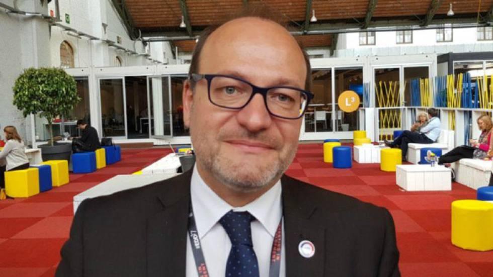 Rémy Rioux, director general del Organismo Francés para el Desarrollo.