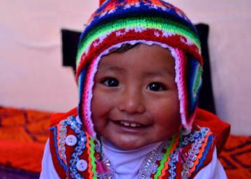 La 'cuna' de Perú para los niños con menos recursos