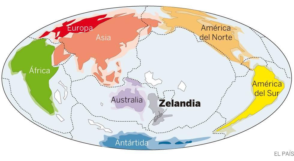 Arranca la expedición al continente sumergido de Zelandia