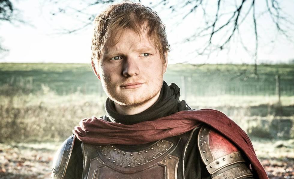 El director de \'Juego de tronos\' defiende la actuación de Ed Sheeran ...