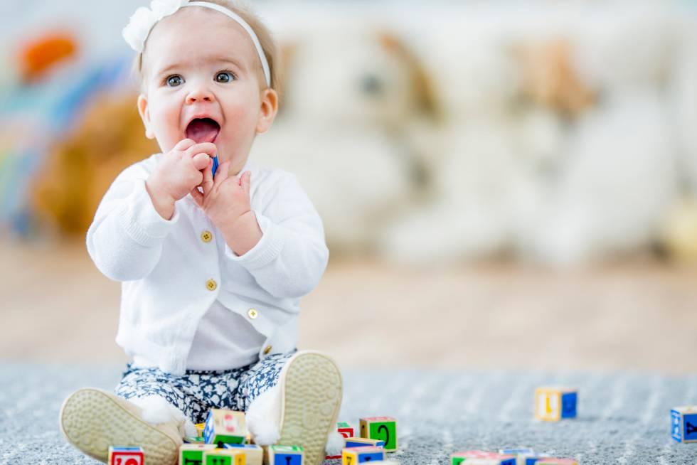Juguetes Para Bebes De 20 Meses.Senales De Altas Capacidades En Bebes Mamas Y Papas El Pais